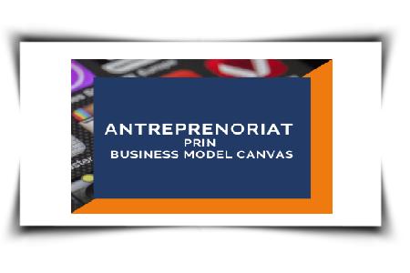 Antreprenoriat prin Business Model Canvas